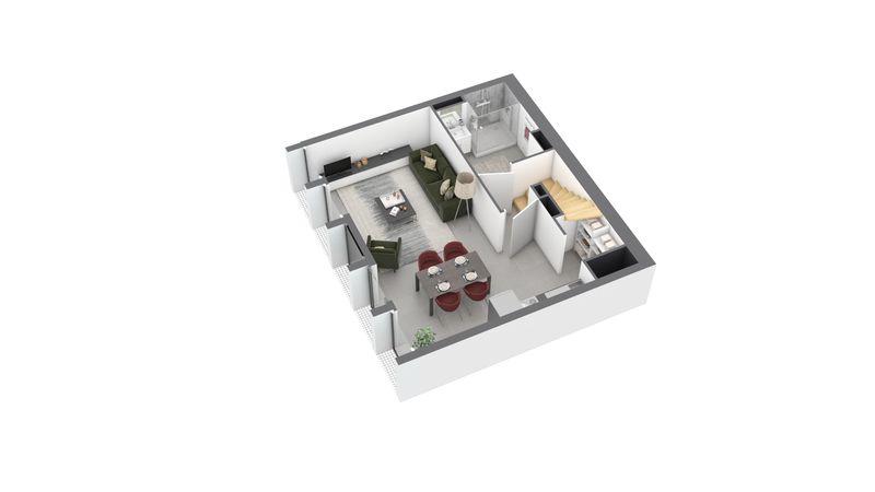 maison M03 de type T3